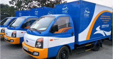 Dịch vụ cho thuê xe tải chở hàng 2.5 tấn giá rẻ tại Hà Nội