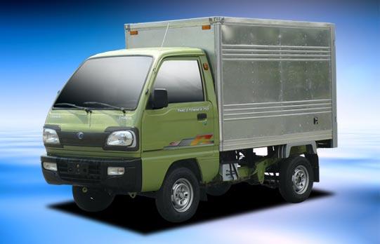 Xe tải 7 tạ chở được nhiều hàng