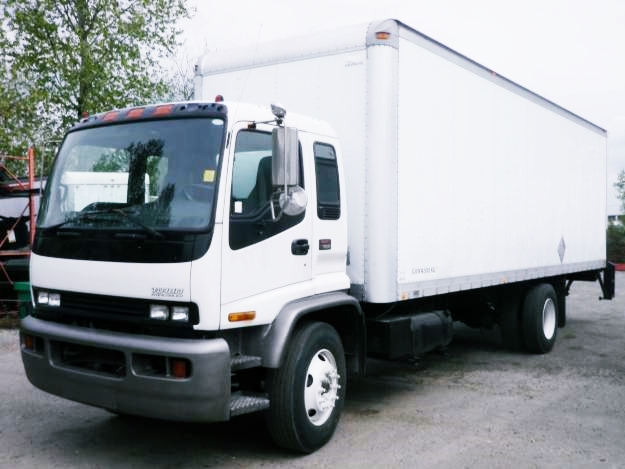 Kích thước xe tải chở hàng 2,5 tấn