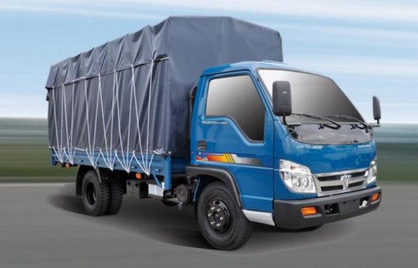 Xe chất lượng mới đảm bảo an toàn hàng hoá