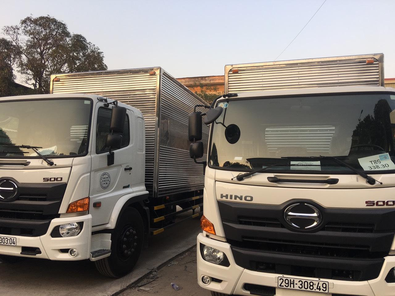Hệ thống xe tải tại A Sóc