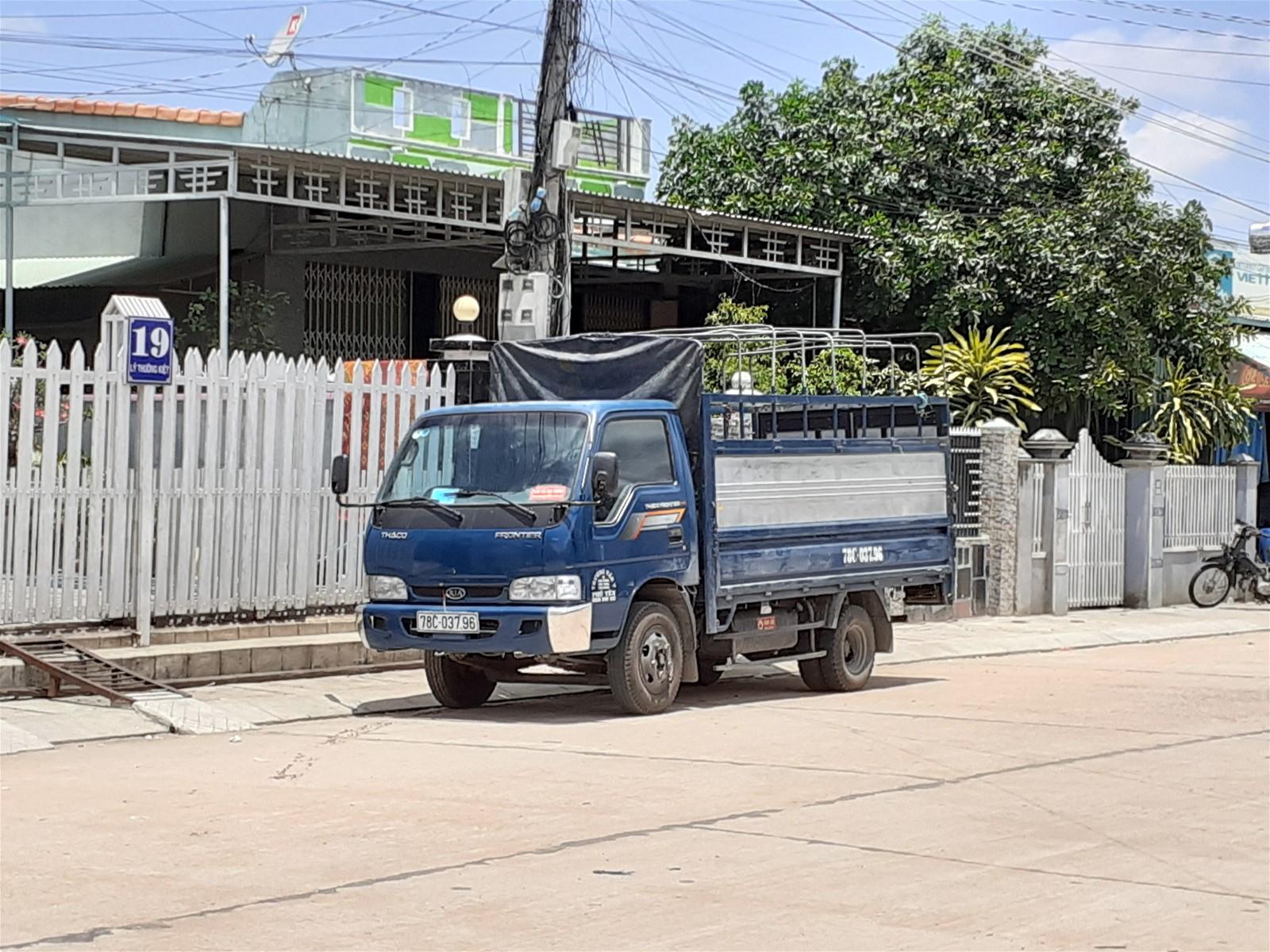 Giá thuê xe tải 1 tấn thường rất hợp lý
