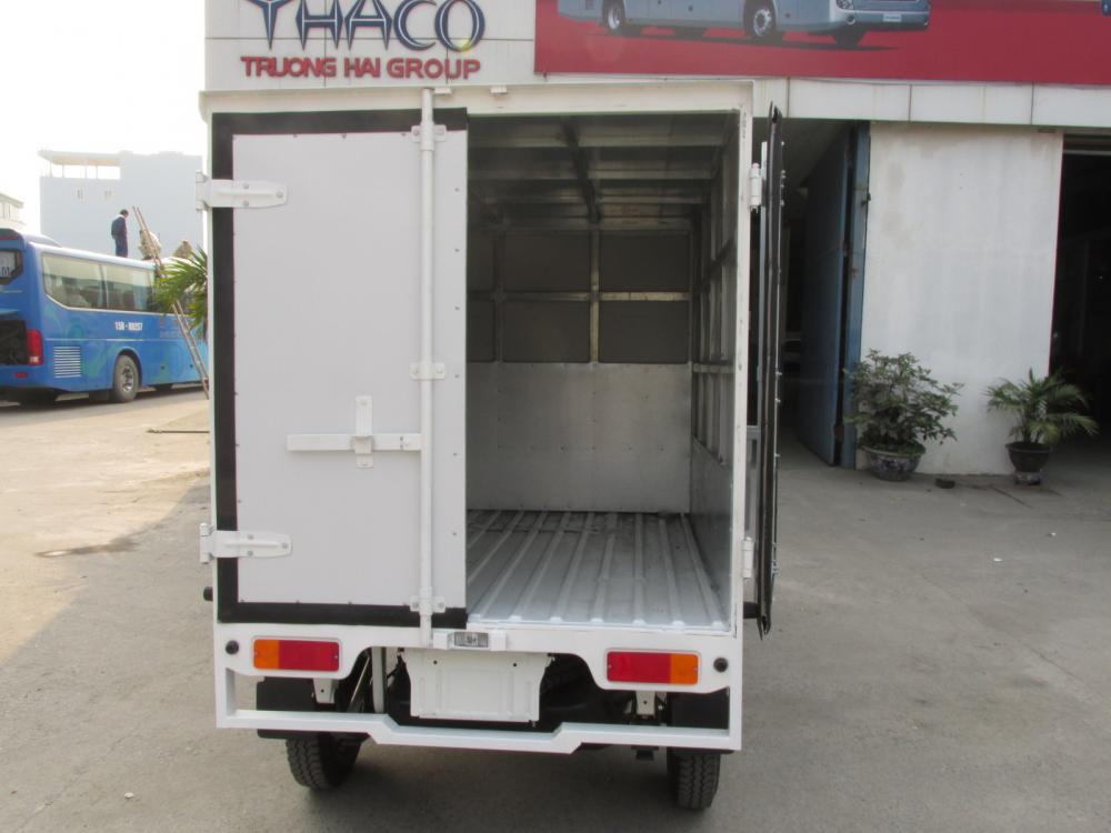 Taxi tải 5 tạ có thể vận chuyển được số hàng tương ứng 500kg