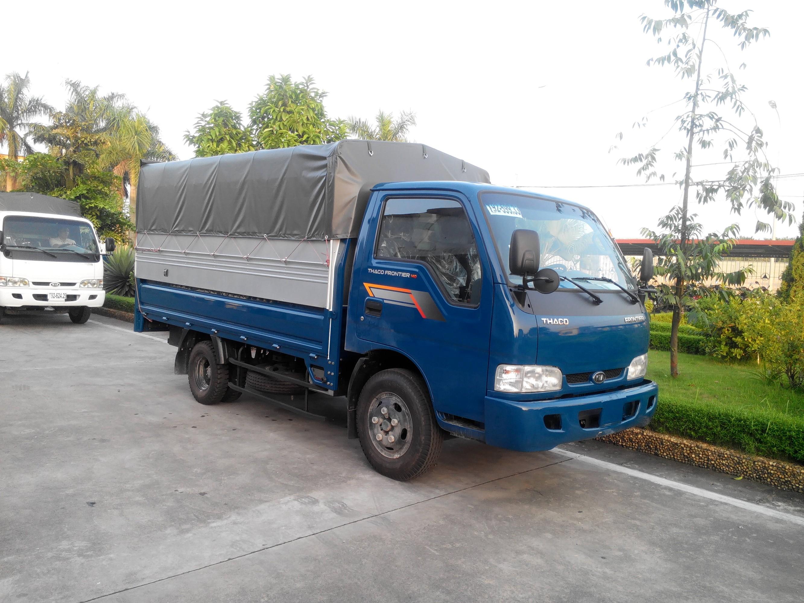 Thuê taxi tải chở hàng nhanh, an toàn