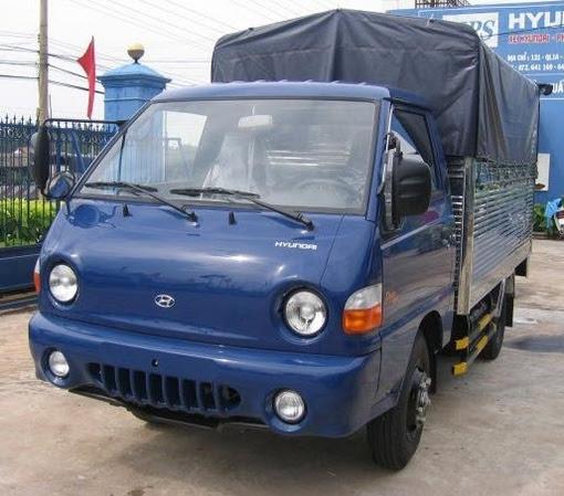 Nhu cầu thuê xe taxi tải quận Hai Bà Trưng