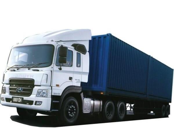 Xe tải 30 tấn có kích thước thùng xe lớn
