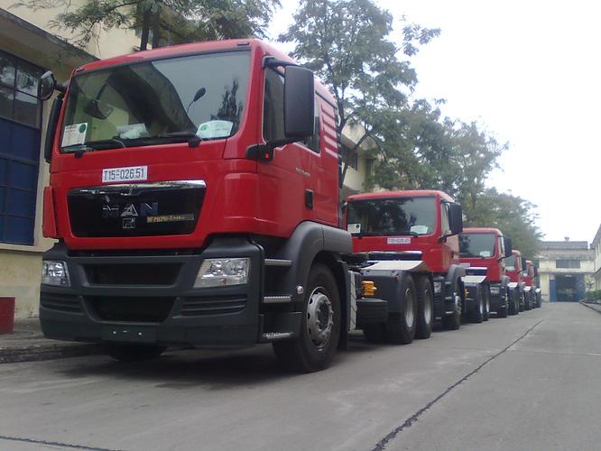 Xe tải 30 tấn chở được những hàng cồng kềnh