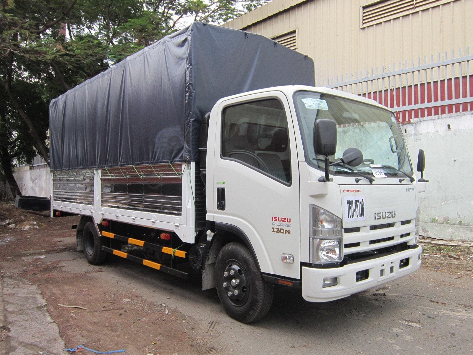 Cần tuân thủ các quy định về trọng tải xe