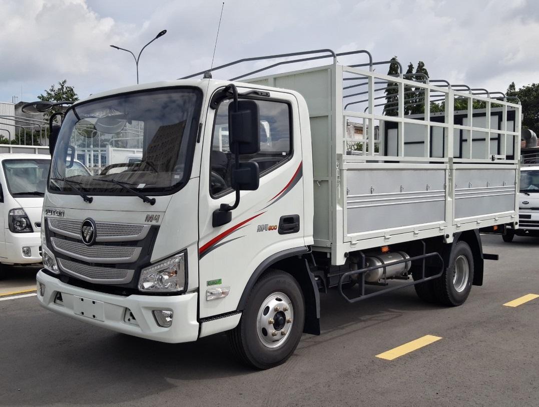 Giá xe tải 5 tấn còn tuỳ thuộc vào từng hãng xe