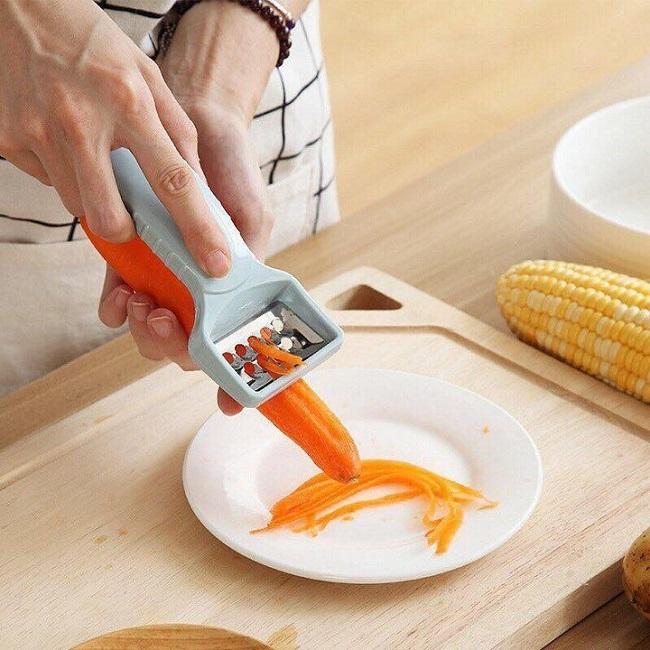 Rất khó để làm sạch phần thực phẩm dừa dính trên những bộ phận của dụng cụ này