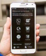 Một số smartphone của Samsung có chế độ siêu tiết kiệm pin giúp tăng thời gian sử dụng