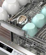 Sắp xếp bát đĩa vào máy rửa bát đúng cách