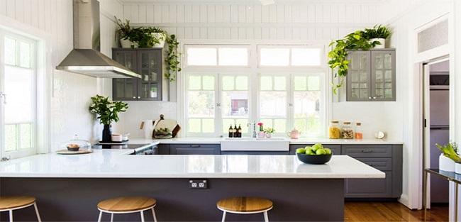 Tham khảo ngay 6 mẹo giúp làm mát nhà bếp ngày nắng nóng