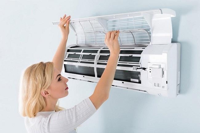 Vệ sinh máy lạnh thường xuyên