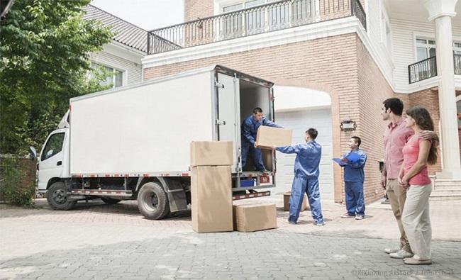 5 loại xe được sử dụng khi chuyển nhà