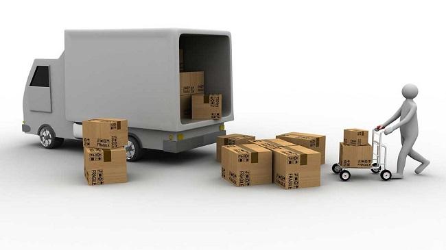 Cách sắp xếp hàng hóa an toàn khi thuê xe tải