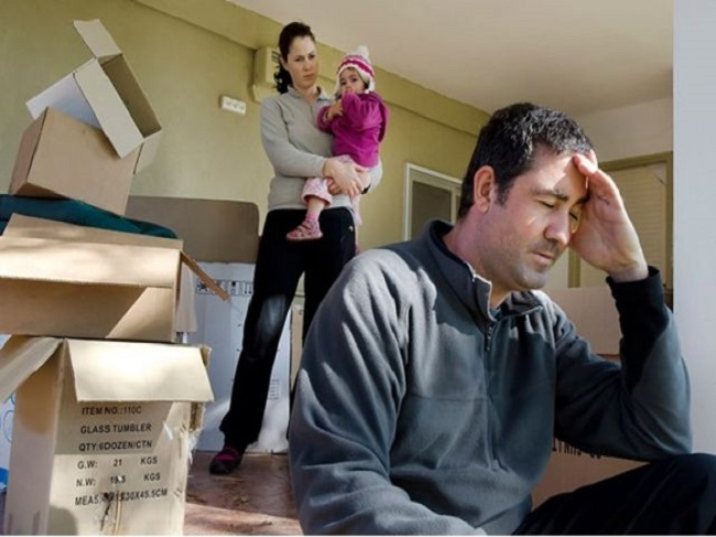 Làm thế nào để tránh căng thẳng khi chuyển nhà