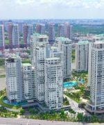 Việc xác định hướng nhà chung cư chịu tác động của nhiều yếu tố