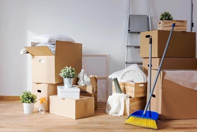 Bật mí một số mẹo hay giúp đóng gói đồ nhanh chóng khi chuyển nhà