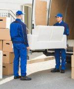 Sử dụng xe tải để vận chuyển sofa an toàn hơn
