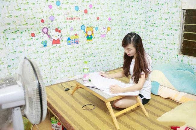Sử dụng giấy gián tường