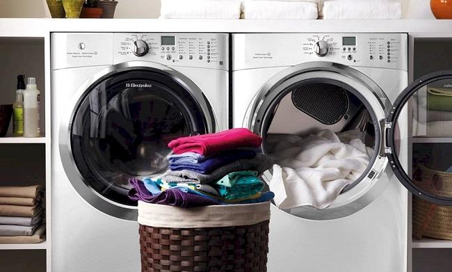 Lợi ích của máy sấy quần áo
