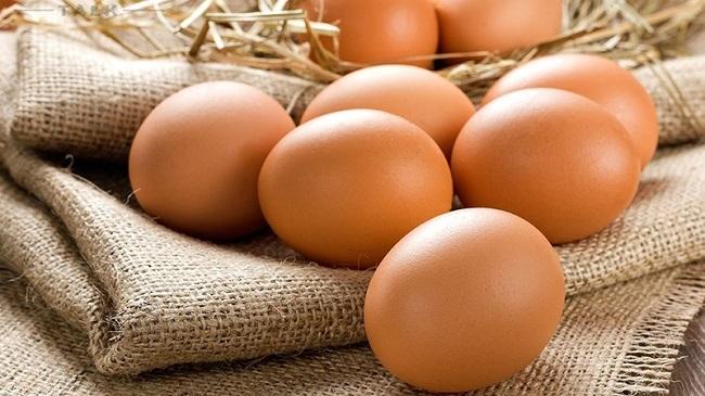 Trứng chứa nhiều dưỡng chất giúp tăng cường sức đề kháng hiệu quả