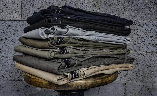 5 mẹo giúp quần kaki không bị phai màu sau nhiều lần giặt