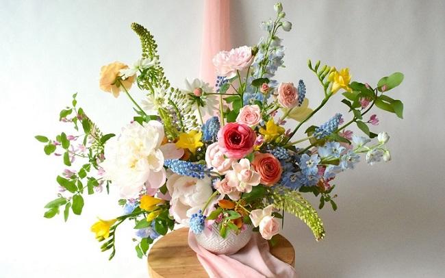7 cách vệ sinh hoa giả, hoa lụa đơn giản mà không phải ai cũng biết