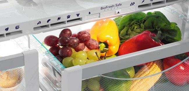 Cách sắp xếp thực phẩm thông mình để chứa được nhiều đồ trong tủ lạnh