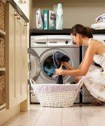 Cách xử lý quần áo bị đóng bột giặt khi giặt bằng máy