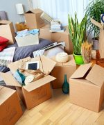 Làm thế nào để đóng gói đồ phòng khách khi chuyển nhà