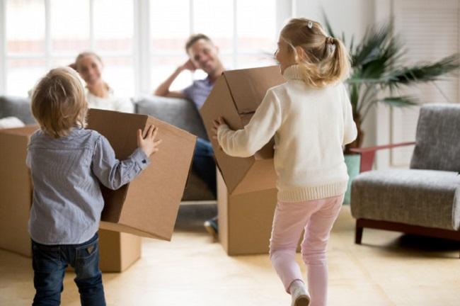 Làm thế nào để tránh bị thương khi chuyển nhà