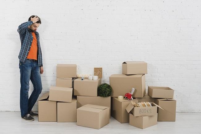 Top 6 đồ đạc dễ bị hư hỏng nhất khi chuyển nhà