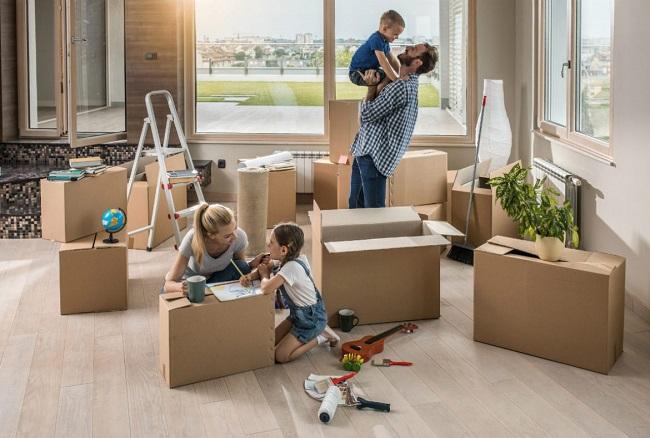 Bí quyết giúp con trẻ thích nghi nhanh với việc chuyển nhà