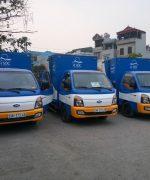 Những lưu ý cần thiết khi thuê xe tải chở hàng đi tỉnh