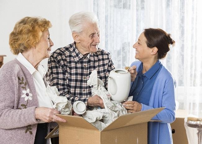 Những vấn đề cần lưu ý khi chuyển nhà có người lớn tuổi