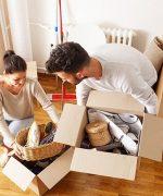 Thời gian hạn hẹp khiến bạn phải chịu khá nhiều áp lực khi chuyển nhà