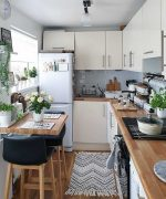 Các mẹo cải tạo nhà bếp giúp không gian trở nên thoáng đãng