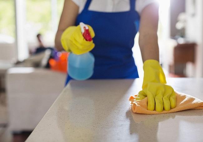 Giữ cho nhà bếp của bạn sạch sẽ là bước đầu tiên để tạo ra một môi trường sạch đẹp.